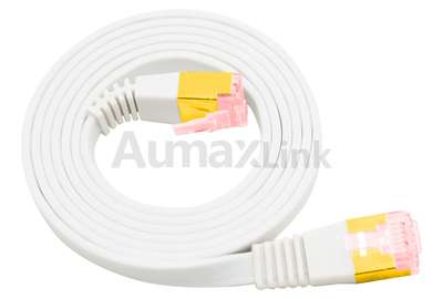 Ultra Thin- CAT7 RJ45 Network Patch Cable